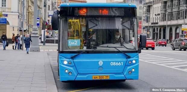 Магистральный автобусный маршрут Е30 пройдет через Митино, Щукино и Покровское-Стрешнево
