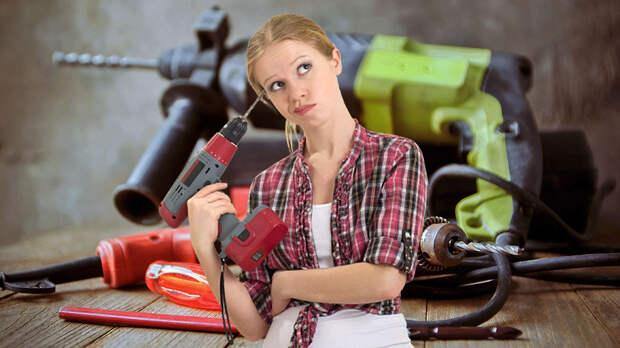 Готовимся к ремонту: как правильно выбрать дрель для дома