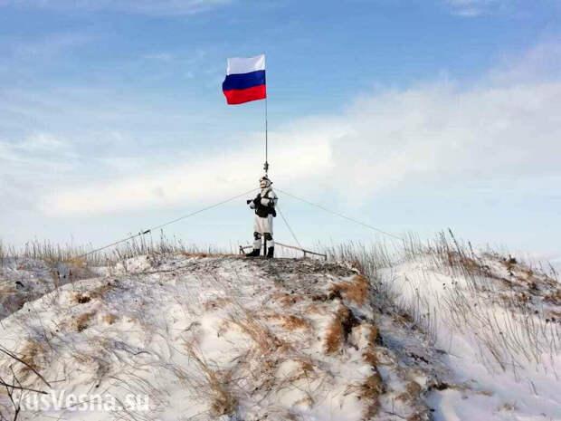 Русский спецназ ответил японцам на вопрос, чьи Курилы (+ новые ФОТО)