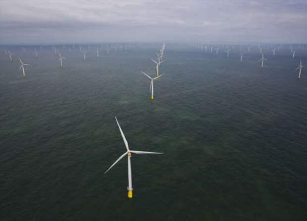 Из-за безветренной погоды в Европе рекордно подорожало электричество