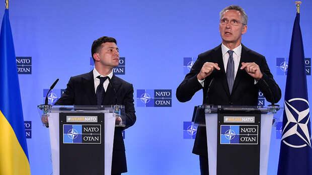 Безопасность Европы будет подорвана - военный аналитик оценил последствия вступления Украины в НАТО