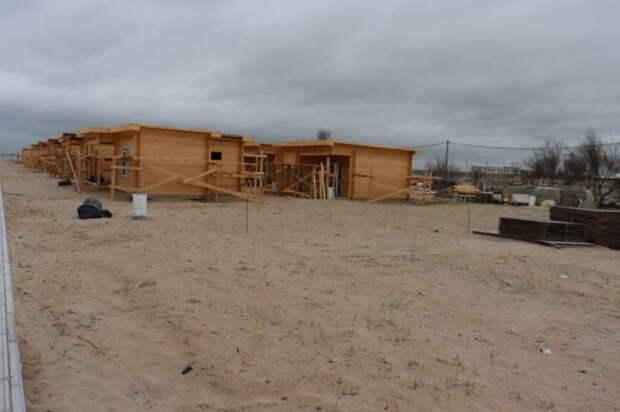 В Сакском районе усиливают контроль за пляжами после инцидента в селе Витино