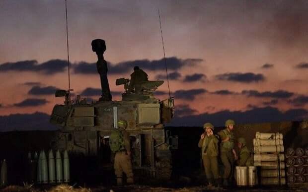 ВИзраиле намекнули навозможность перемирия спалестинцами вГазе