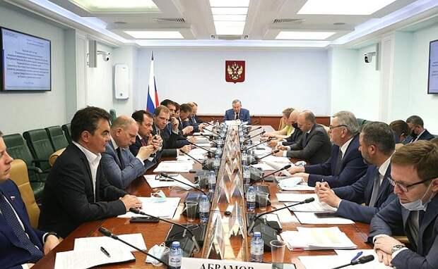 В Совете Федерации обсудили развитие Адыгеи до 2024 года