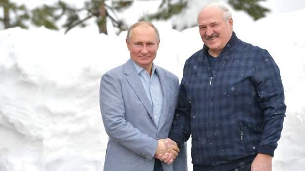 """Коммерсантъ"" раскрыл планы Лукашенко на третью за год встречу с Путиным"