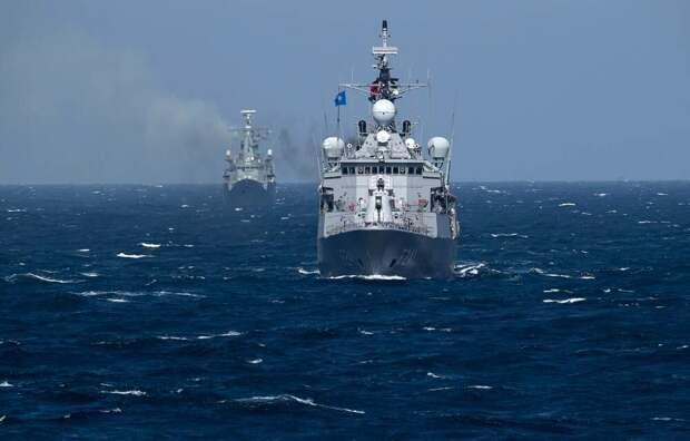 Пентагон после учений НАТО издал приказ, держаться подальше от российских территориальных вод в Черном море