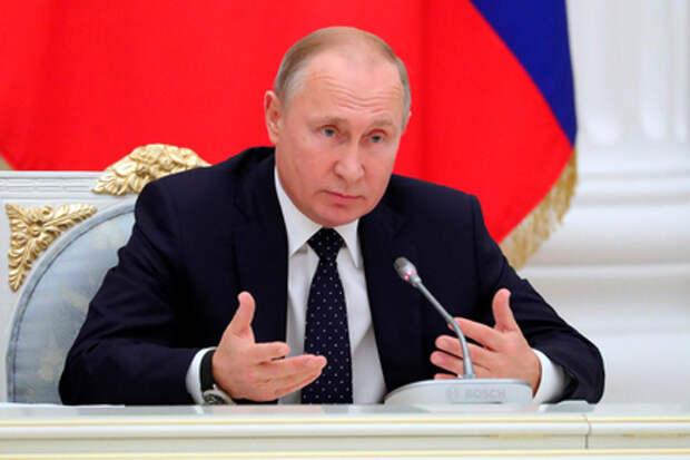 Путин предложил миллиардерам поучаствовать в прорыве России