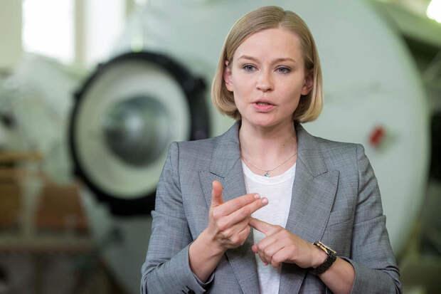 Юлия Пересильд рассказала о подготовке к полёту на МКС