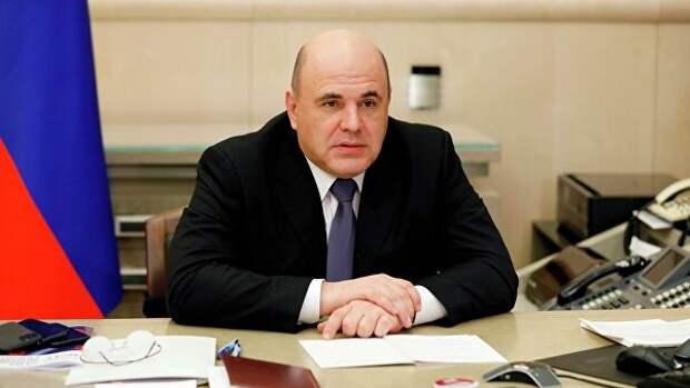 Пресс-секретарь: участие Мишустина в совещании у Путина не планировалось