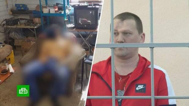 Житель Омска сел на 8 лет за убийство после ссоры в Интернете