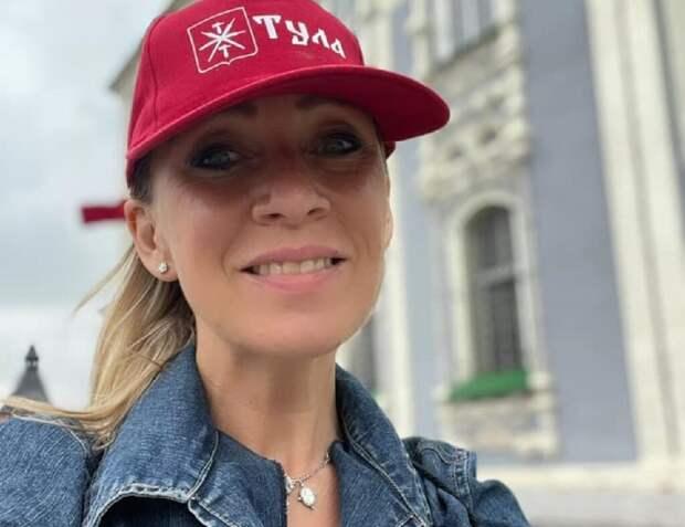 Захарова обвинила посольство США в Москве в лукавстве