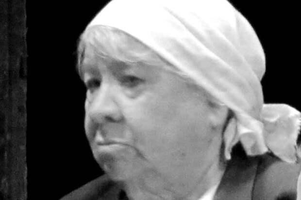 Умерла актриса «Кухни» Кира Крейлис-Петрова
