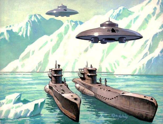 База 211 в Антарктиде. Правда и миф