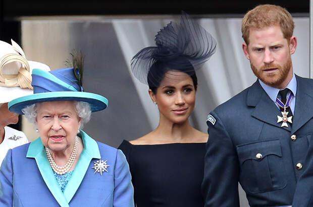 Принц Гарри улетел в США к жене Меган Маркл и сыну Арчи, не дождавшись дня рождения королевы Елизаветы II