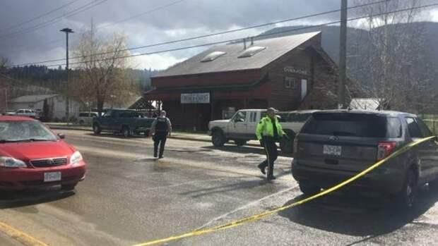 Канадские полицейские расстреляли девушку в ее доме