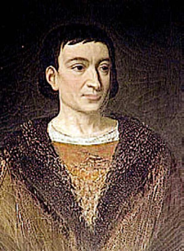 Карл VI Безумный (1368-1422 годы)