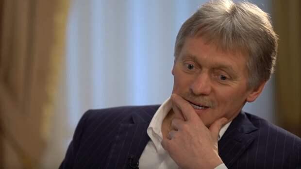Песков объяснил в интервью CNN причину поездки Путина в Женеву