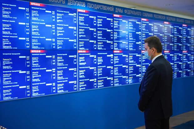 Итоги электронного голосования в Москве перепроверят