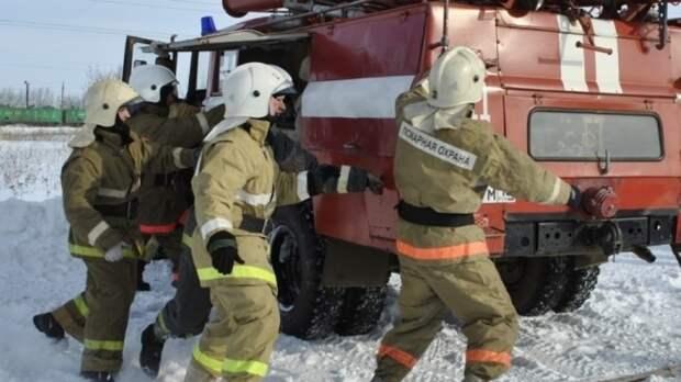 Пожар на месте взрыва в Нижегородской области удалось ликвидировать