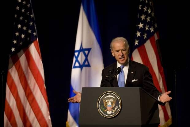 Байден: у Израиля есть право на самооборону