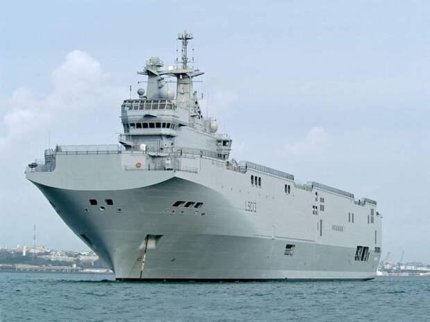 Новый русский флот. Пляски вокруг УДК