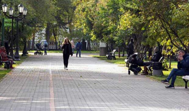 Центральной России предрекли потепление без «бабьего лета»