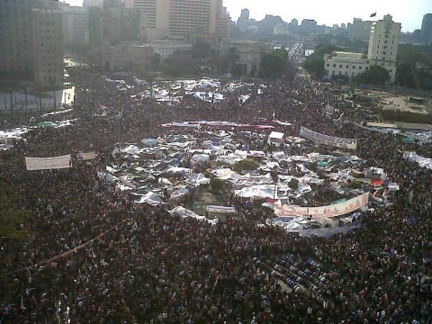 Оппозиция пообещала России «арабскую весну»