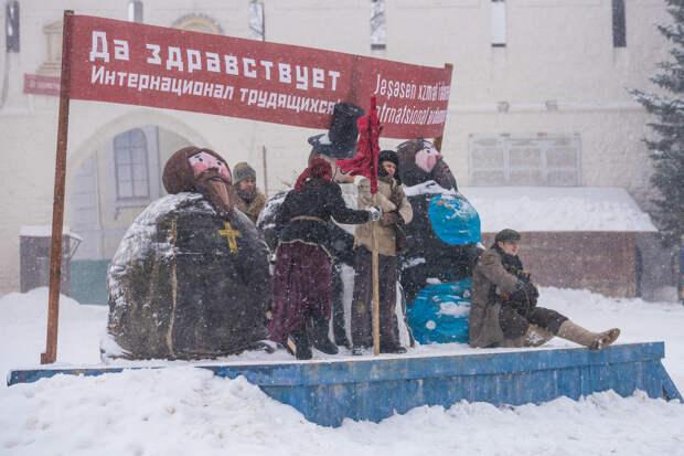 Евгений Морозов: «Не дай Бог нам попасть в эти условия, чтобы узнать, смогли бы мы выжить»