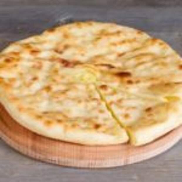«Катлама» – узбекская лепешка с луком