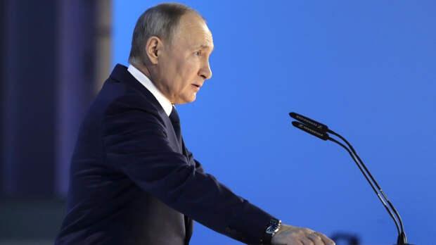 Путин рассказал о положительном эффекте майских праздников в условиях пандемии