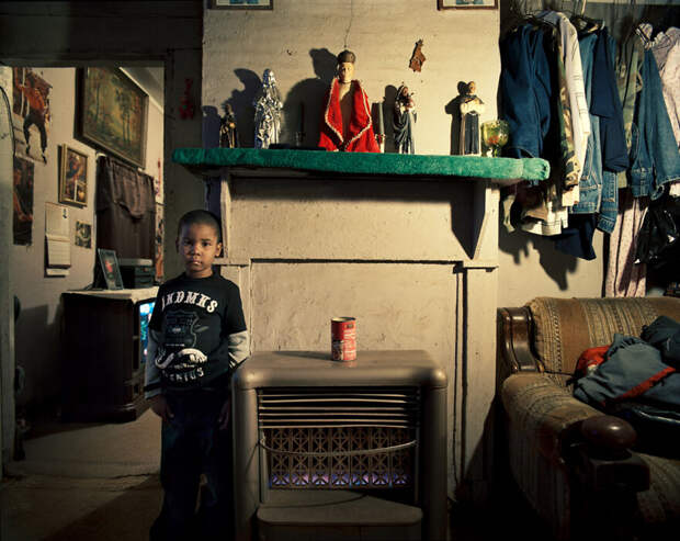 Вот как выглядит настоящая жизнь в Америке: 10 фото нищих в США