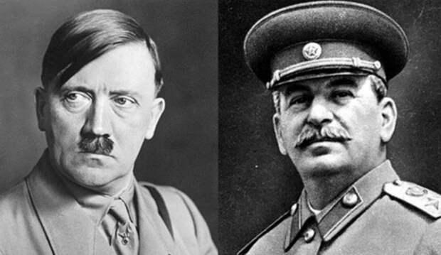 Почему Гитлер называл Сталина «гениальным»