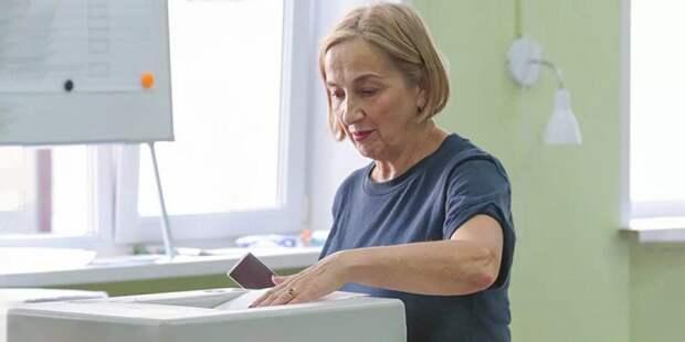 Собянин: Голосование консолидировало общество вокруг Владимира Путина. Фото: mos.ru