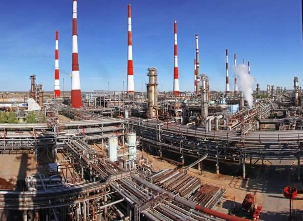 Еще один крупнейший газохимический комплекс появится в России