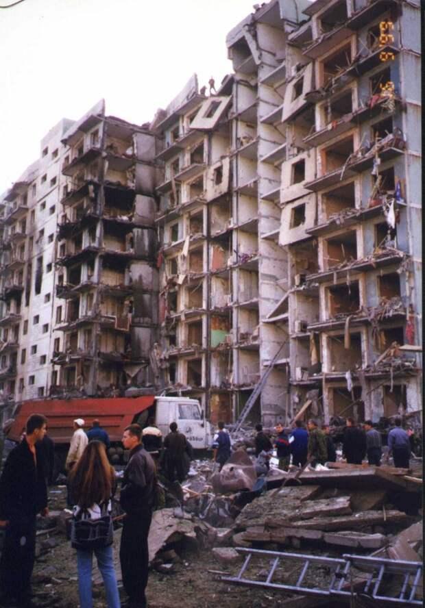 Теракт в Волгодонске в 1999 году