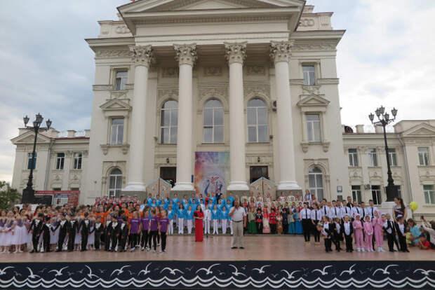 Севастопольскому дворцу детства 95 лет!