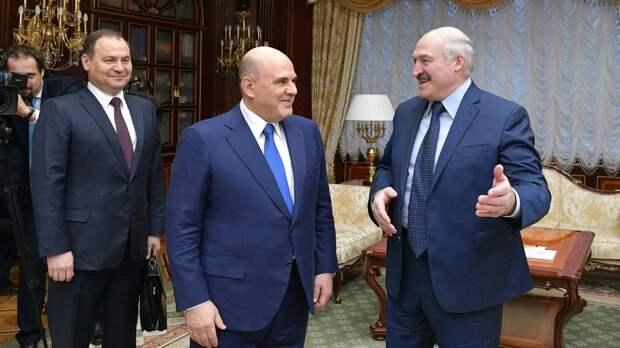 Лукашенко сделает обрезание уникальной системе Мишустина
