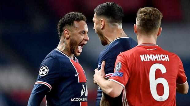 «ПСЖ» надеется объявить о продлении контракта с Неймаром до матча с «Манчестер Сити»