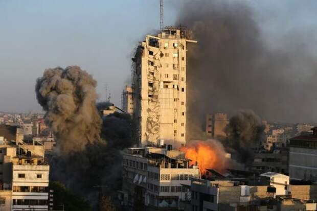 The Independent: Байдену незабудут поддержку Израиля впалестинском конфликте