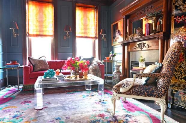 Текстура в декорировании интерьера