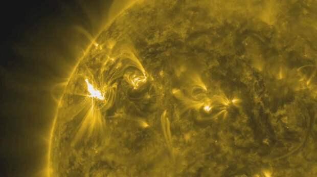 Мощная солнечная буря очень скоро накроет Землю