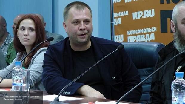 Бородай рассказал, как Донбасс становится частью России
