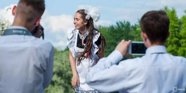 Обеспечивать порядок при проведении выпускных вечеров будут свыше 3 тыс. человек. Фото: mos.ru