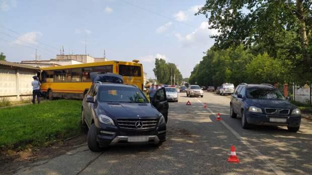 В Ижевске водителя ИПОПАТа осудили за угон автобуса