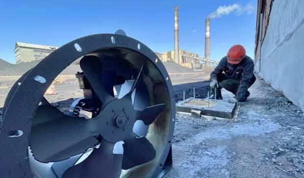 НаУлан-Удэнскую ТЭЦ-1 поступило новое современное оборудование