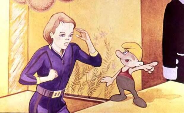 Алиса Селезнева в гостях у Сказки, изображение №2