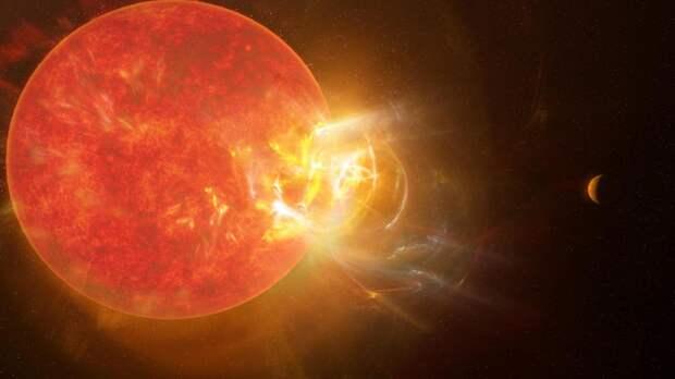 Вспышка на ближайшей к Солнцу звезде побила все рекорды