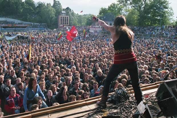 1 сентября 1988 года, Вильнюс