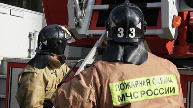 В Ростовской области при пожаре погибли три человека