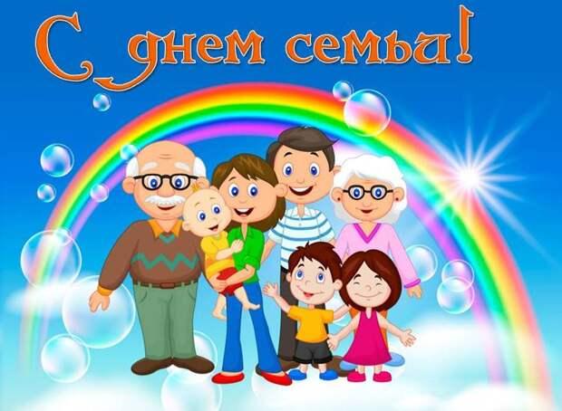 Международный день семьи.
